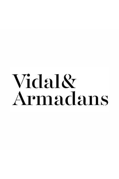 VIDAL & ARMADANS wine bottle design