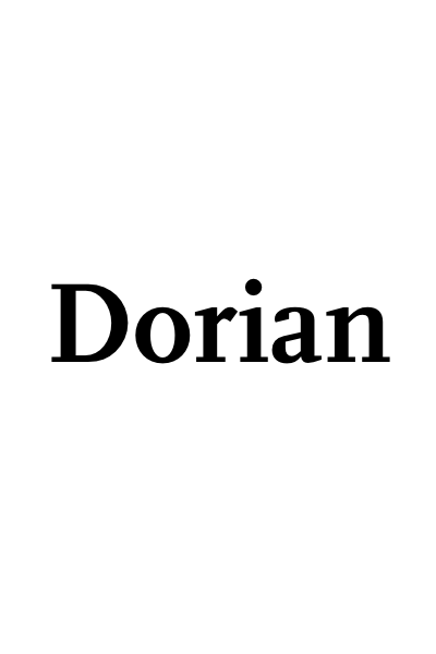 Dorian wine bottle design