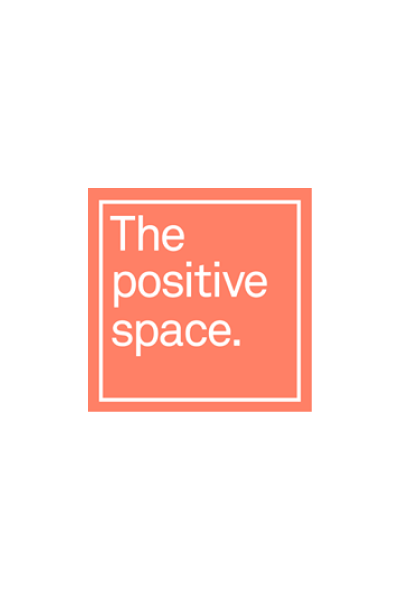 The Positive Space wine bottle design