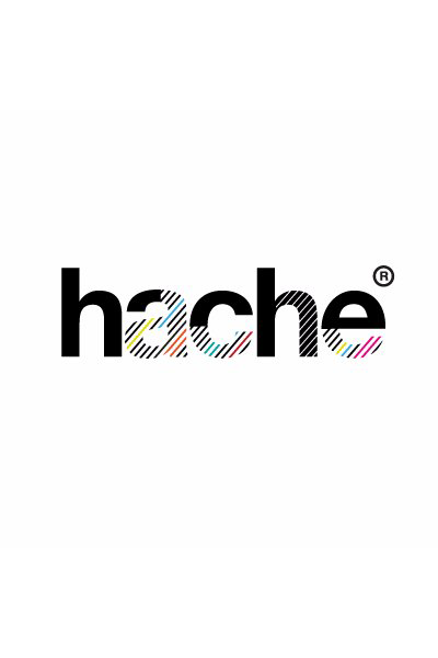 Hache wine bottle design