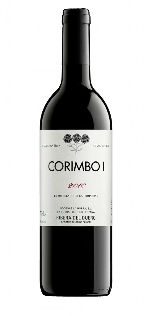 Corimboi wine bottle design