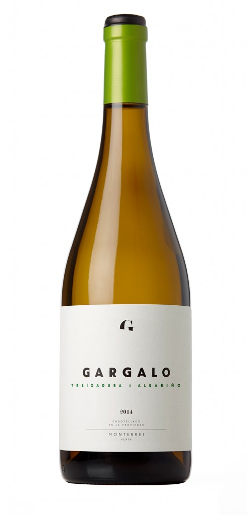 Gargalo wine bottle design