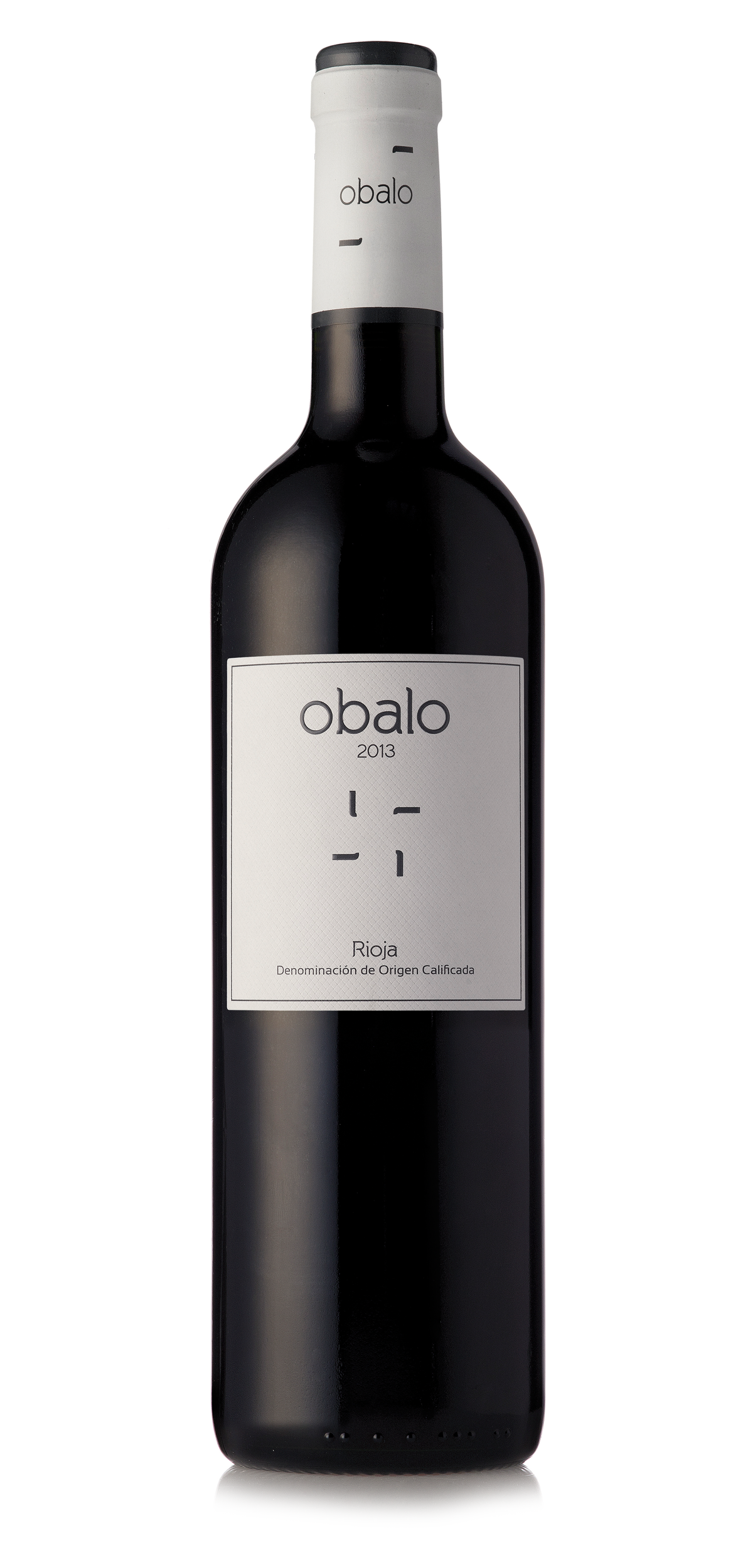 Obalo wine bottle design