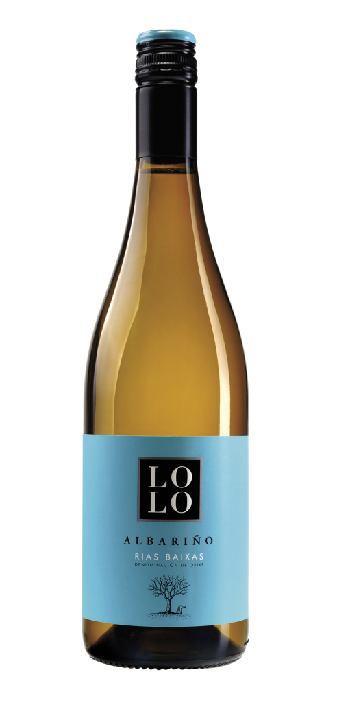 Lolo wine bottle design