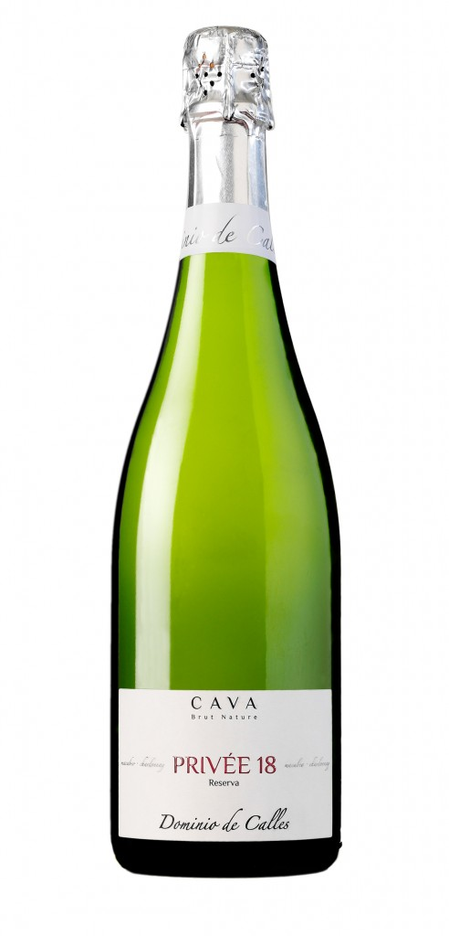 Privée 18 wine bottle design
