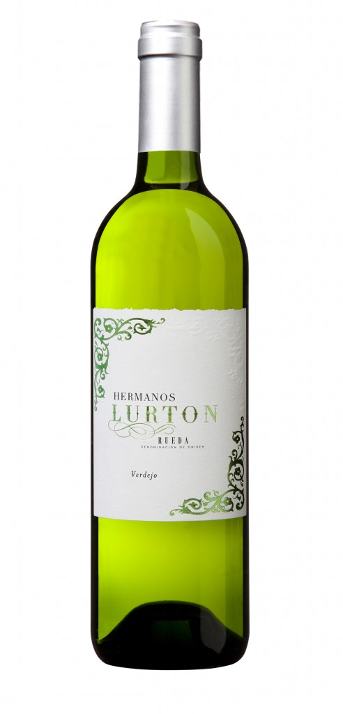 Hermanos Lurton Verdejo wine bottle design