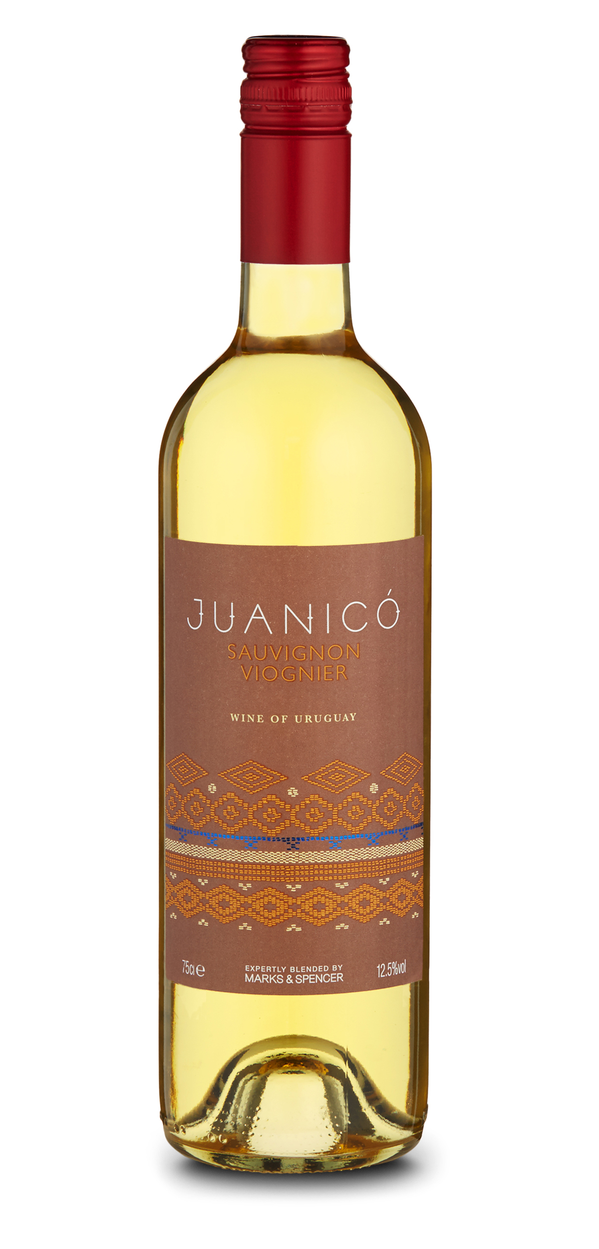 MS Juanico wine bottle design