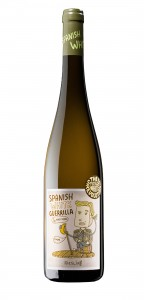 Spanish White Guerrilla Riesling