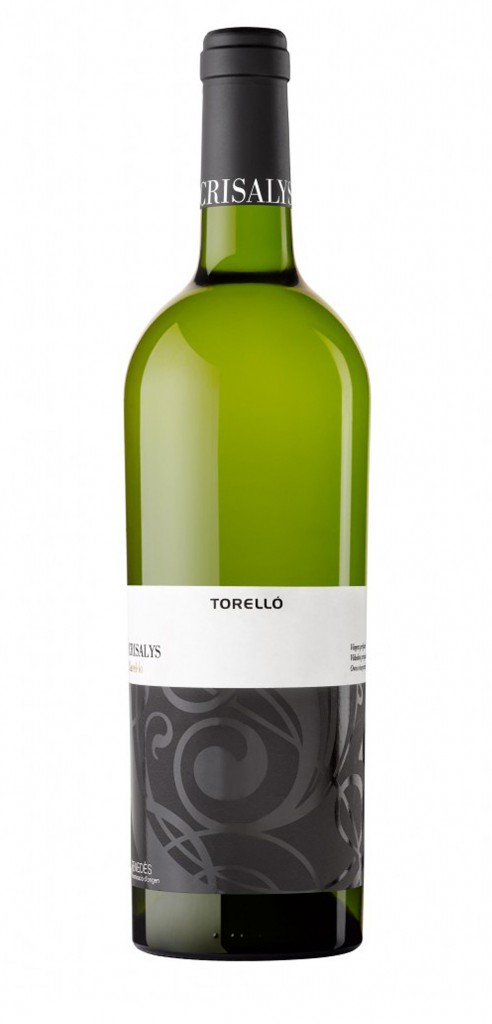 Torello Crisalys wine bottle design