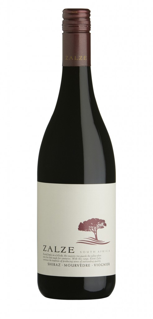 Zebra Chenin Blanc wine bottle design