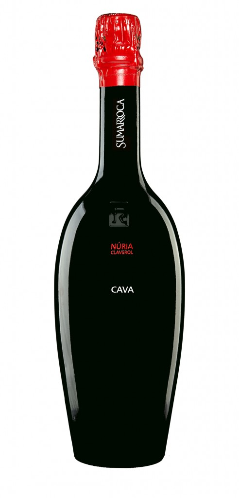 Sumarroca Nuria Claverol wine bottle design