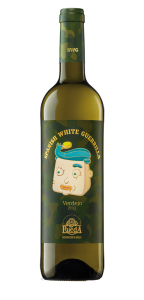 Spanish White Guerrilla Verdejo