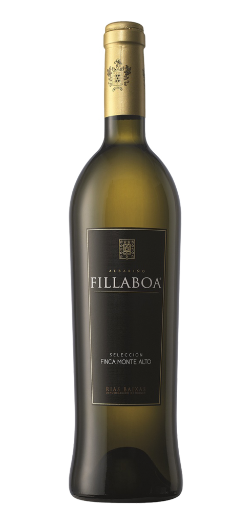Fillaboa Selección Monte Alto wine bottle design