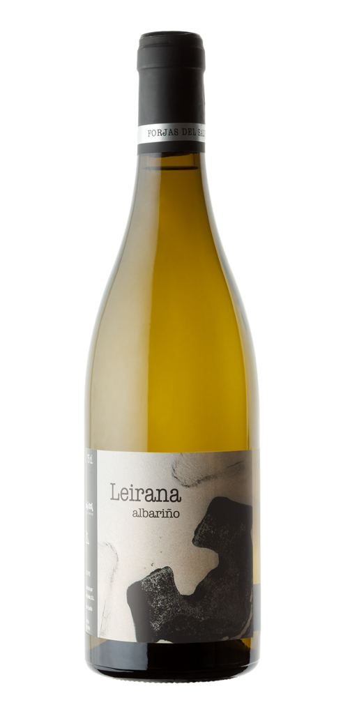 Leirana wine bottle design