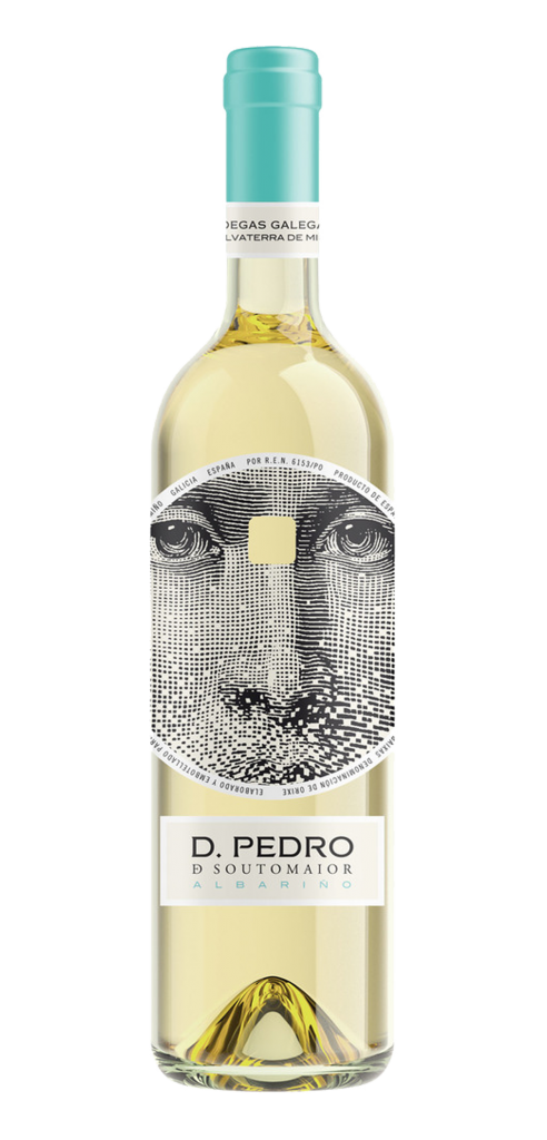 Pedro Sotomaior wine bottle design
