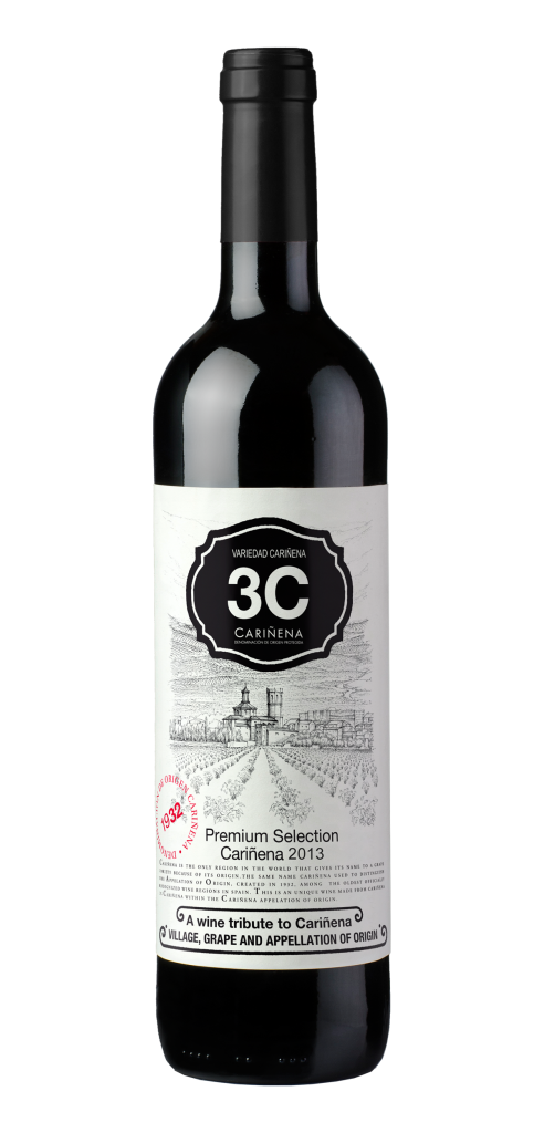 3C Premium wine bottle design