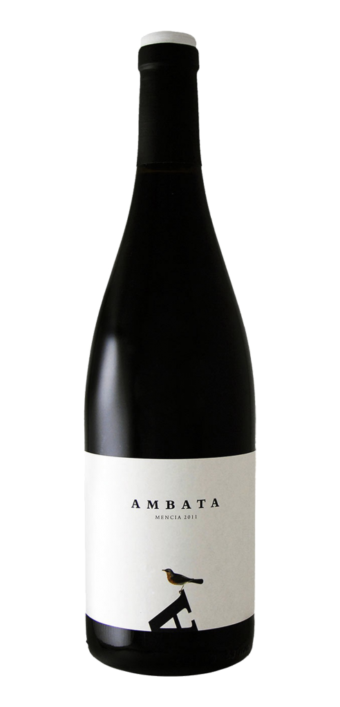 Ambata wine bottle design