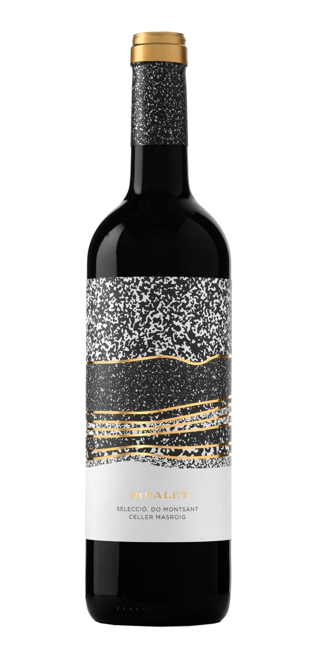 Bojalet wine bottle design