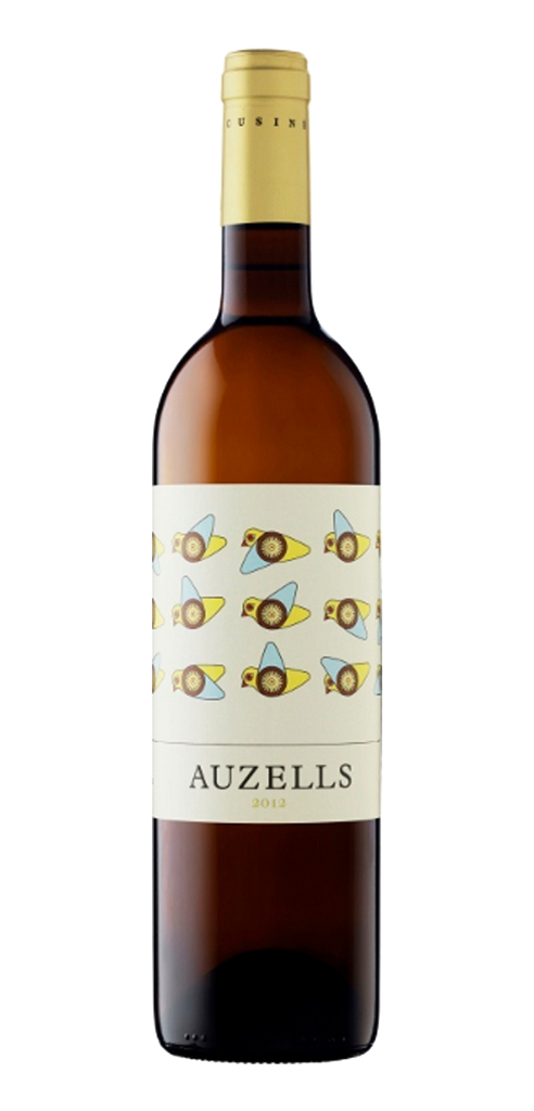 Auzells wine bottle design