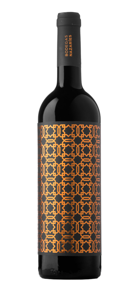 TORRE DE COMARES wine bottle design
