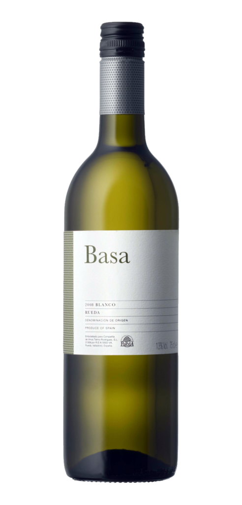 Basa wine bottle design