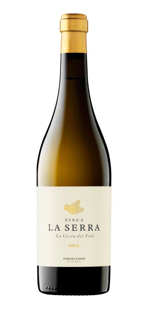 Costa Del Vent – La Serra wine bottle design